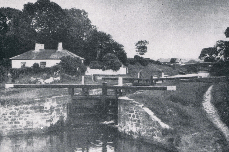 Picture: Lock Gates Union Locks Lisburn